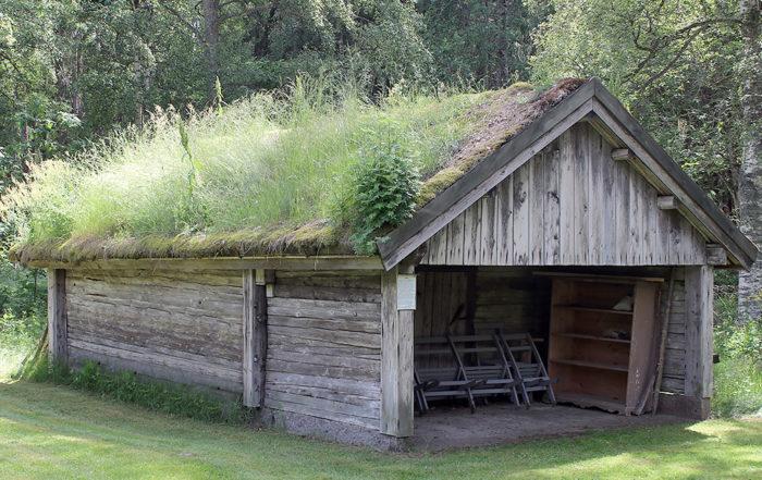 Linbastan, Algutsboda Hembygdsförening, foto: Leif Hellerin