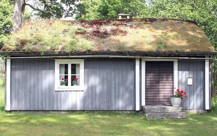 Trollagärdestugan, Algutsboda Hembygdsförening, foto: Leif Hellerin