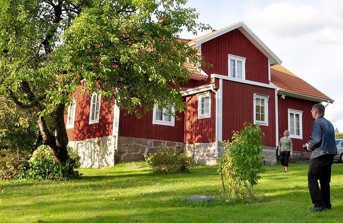 Wibergsgården, Algutsboda Hembygdsförening