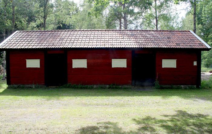 Stallet, Algutsboda Hembygdsförening